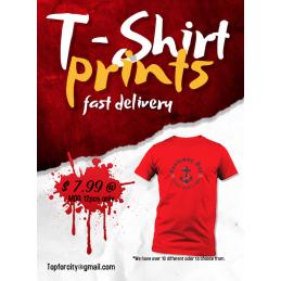 T-shirt program