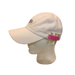 Golf Hat with Tee Holder